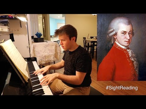 Playing hard Classical Music from College | Musical Monday