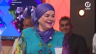 الجزائرية شو - حلقة خاصة بليلة القدر - مع  نادية بن يوسف,عدلان فرقاني, و مصممة الازياء نبيلة شيباح