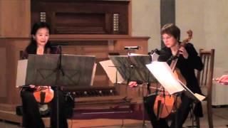 Henry Purcell Fantasia 6. Ensemble baroque ELISEO. Toshiko Shishido...