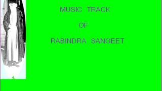 MEGHER KOLE - MUSIC TRACK OF RABINDRA SANGEET