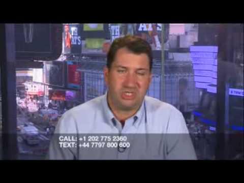 Peter Schiff with Daniel Gross on Al Jazeera 1/2