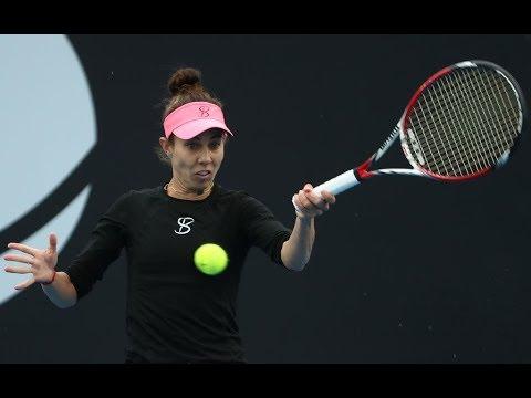 2018 Hobart International Semifinals | Mihaela Buzărnescu vs Lesia Tsurenko | WTA Highlights