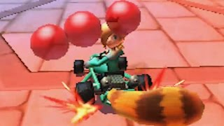 Mario Kart 7 - Battle Mode - Balloon Battles (All Courses)