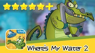 Where's My Water? 2 Chapter 4 Level 85 Walkthrough All Levels 3 Stars! Recommend index five stars+