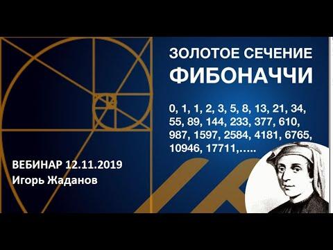 МАРКЕТИНГ МАТРИЦЫ ФИБОНАЧЧИ Игорь Жаданов для WebTokenProfit
