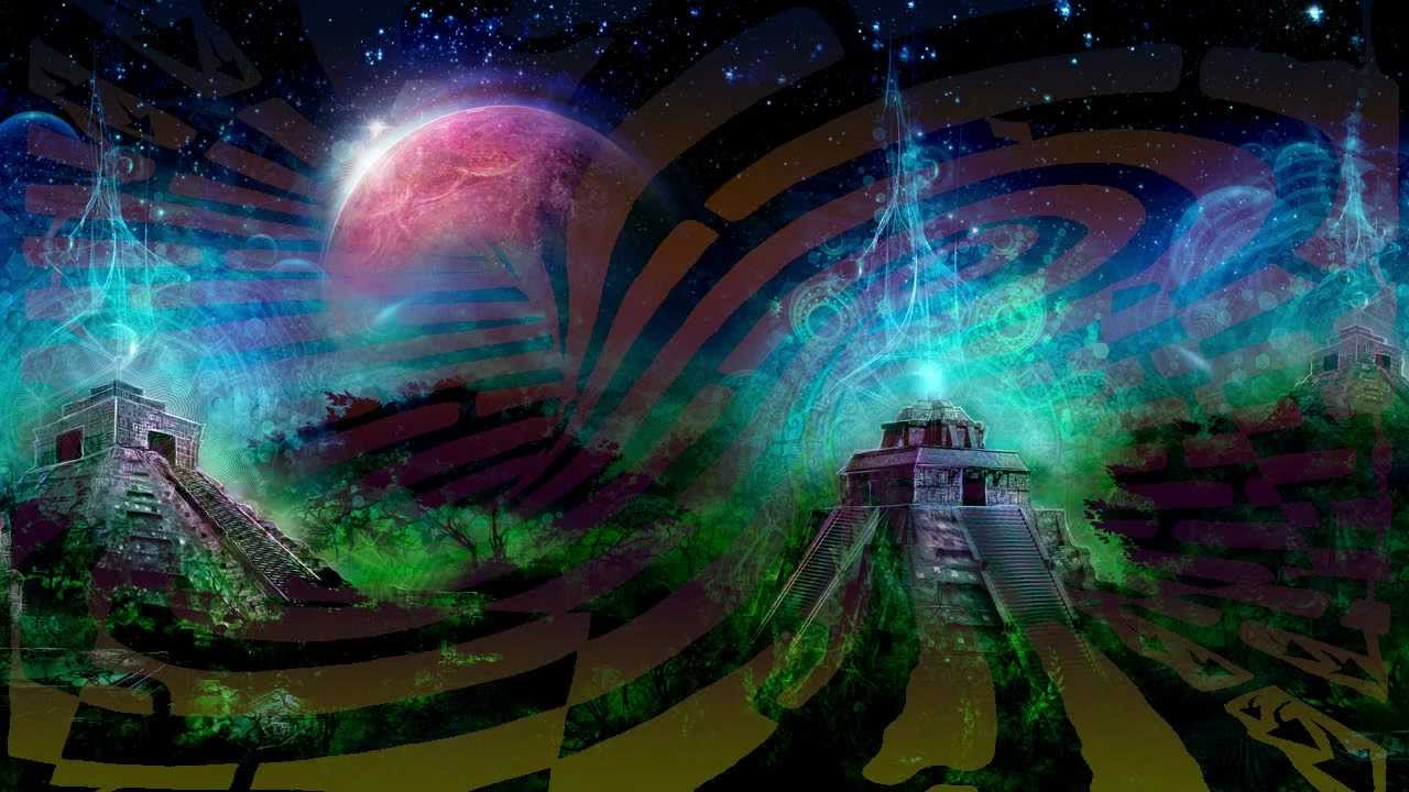 shpongle - the sixth revelation [HD] - YouTube