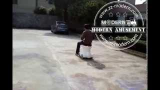 Modern amusement fashion Toilet rides