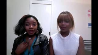 How to Fight Temptations - Sanctified Babes Hangout with Rumbi and Persy.