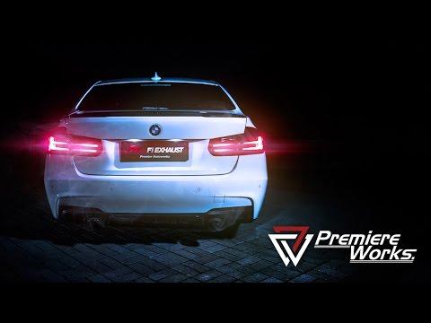 Premiere Works: BMW F30 by Premier Autowerkz (Indonesia)