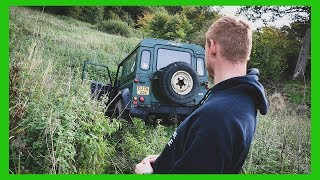 What Not To Do When You Go Off-Roading