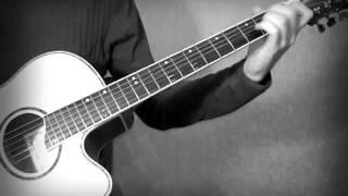 К Элизе на гитаре. Fur Elise. performed by Ivan Golovin
