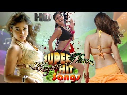Nayanthara super hit songs   romantic songs   HD 1080   nayanthara hot songs   upload 2016