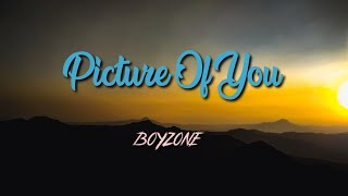 Picture Of You by Boyzone lyrics