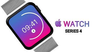 Apple Watch Series 4 Rumours