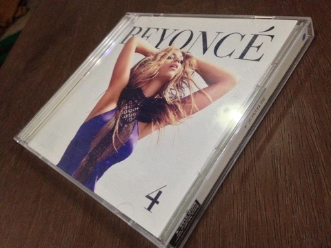 Unboxing: Beyonce - 4(Japanese Deluxe Edition)