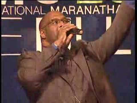 IMC2008 - pastor Marvin Winans (4)