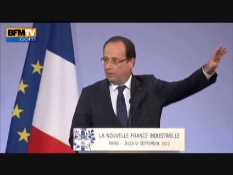 Tout va très bien madame la marquise, version Hollande