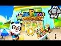 DR PANDA SUPERMARKET Deutsch Gameplay- IM RIESIGEN SUPERMARKT EINKAUFEN! App für Kinder