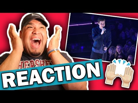 Shawn Mendes - Mercy (iHeartRadio Awards 2017) REACTION
