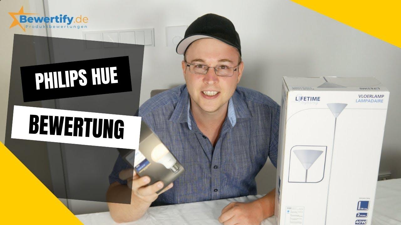 Philips Hue White E27 Dimmbare Led Lampe Testbericht 2018
