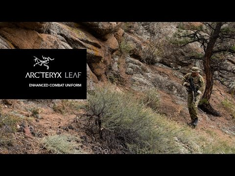 Arc'teryx LEAF: Enhanced Combat Uniform