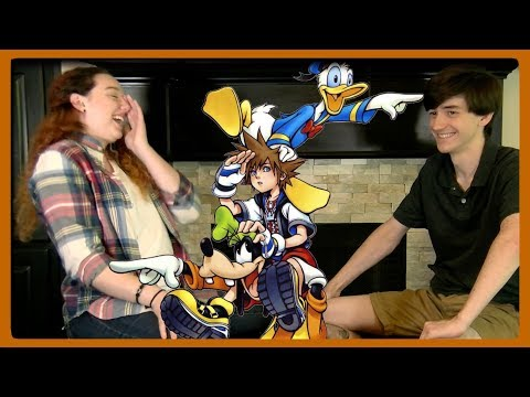 Jacob and Aidan Talk About Kingdom Hearts & Chain of Memories