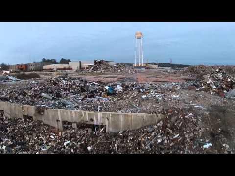 Abandoned Factory, Mississippi