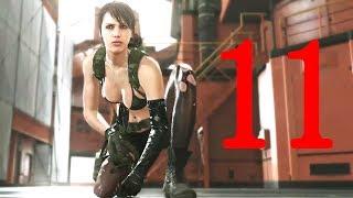 """(ซับไทย) Metal Gear Solid 5 The Phantom Pain: Ep.11 นักฆ่าไร้เสียง """"Quiet"""""""