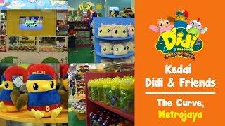 Kedai Didi & Friends | The Curve, Metrojaya