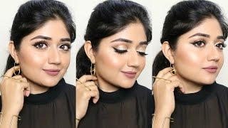 Gold Party Makeup Tutorial | corallista