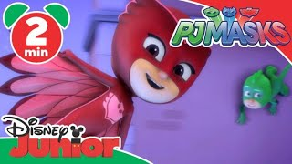 PJ Masks Super Pigiamini | Natale È Arrivato - Disney Junior Italia