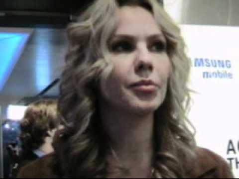 Andrea Roth Interview - 2006 Tribeca Film Festival - Meniscus Magazine