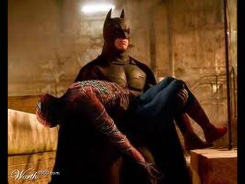 [FAN-MADE!] Spiderman VS. Superman VS. Batman Trailer #1