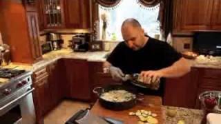 That Jew Can Cook: Episode 2 - Potato Zucchini Torte