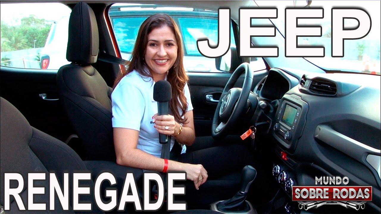 Rodas Novo Sobre Renegade Mundo Em 2016 Detalhes Jeep Nwvn80m