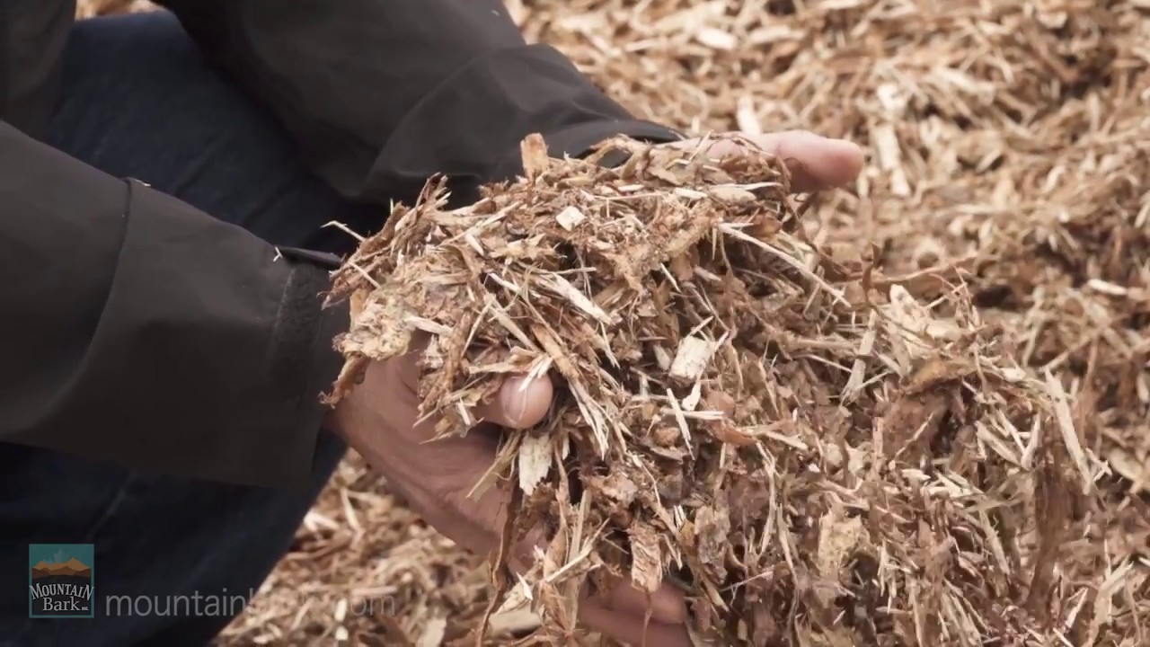 Welcome To Mountain Bark Cedar Mulch And Fencing Youtube
