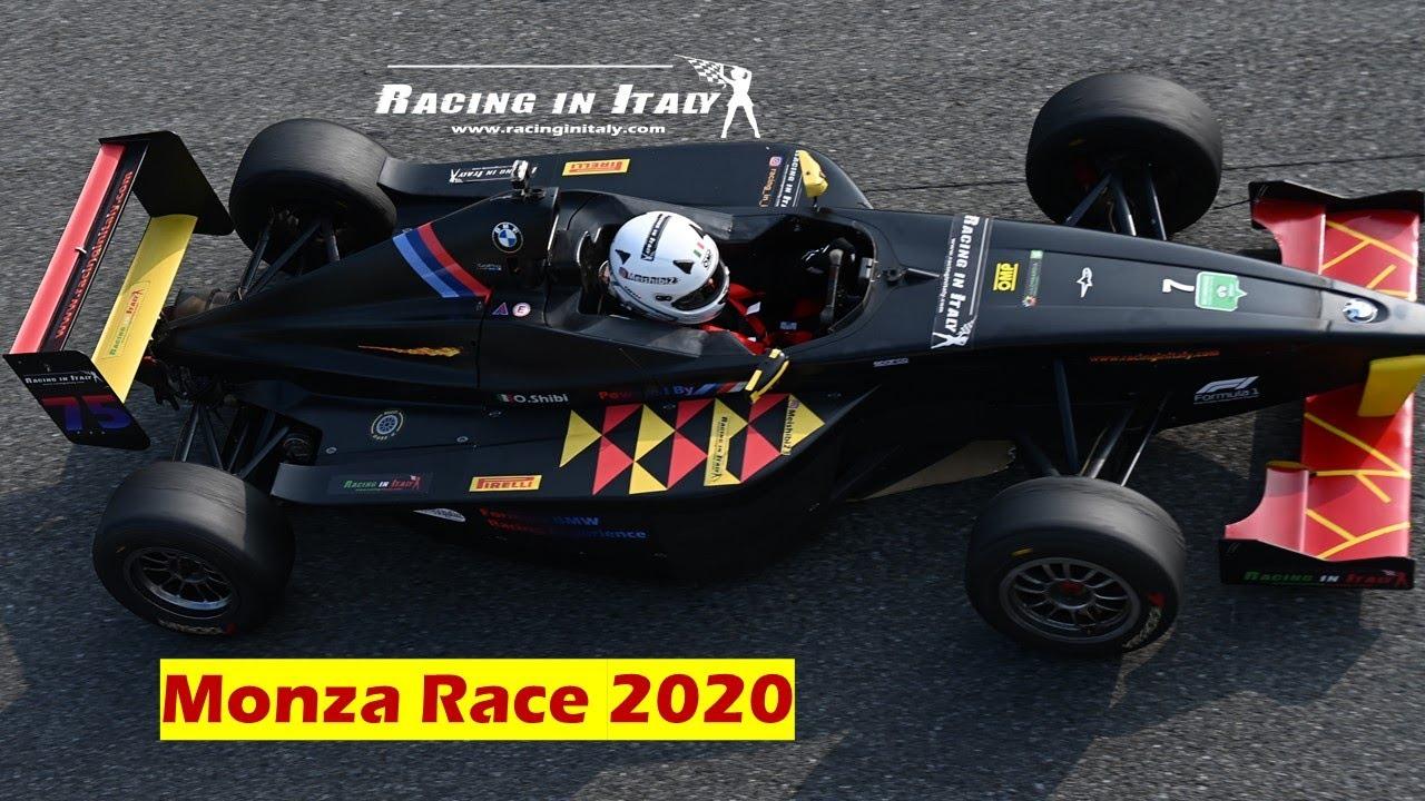 Formula 4 Italian Championship - Monza Race - Mei Shibi P3