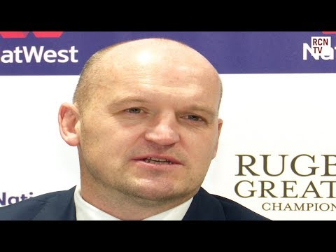 Gregor Townsend On Getting Pep Guardiola Coaching Advice