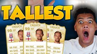FIFA 15 - TALLEST TEAM!! Thumbnail