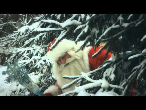 Настоящий Дед Мороз !