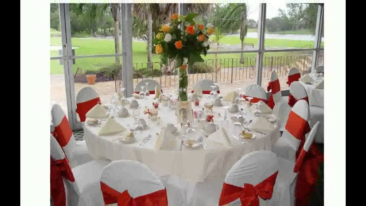 Wedding Reception Decorations Cost