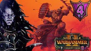 MALUS DARKBLADE, THE GREEN HORDE RISES! - Total War Warhammer 2 Dark Elves Campaign #4