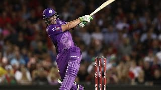 McDermott with one of the greatest T20 knocks