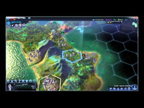 Civilization: Beyond Earth - They're Not Barbarians!