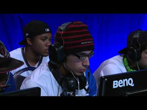 Unite Gaming Vs Prime Example - Game 2 - CWR1 - MLG Anaheim 2013