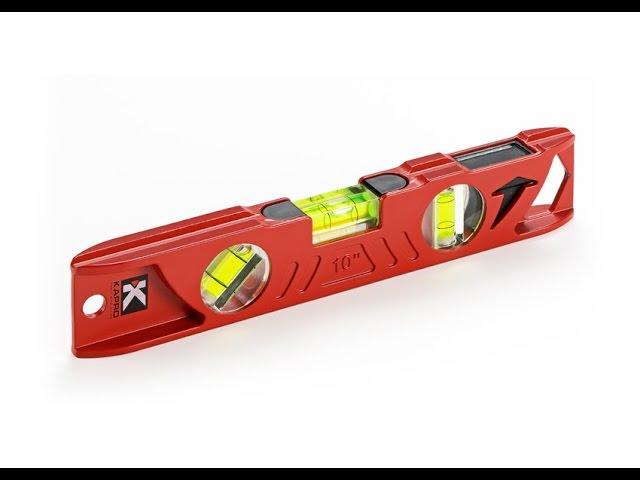923 Cast ToolBox Level 10″ (25cm)