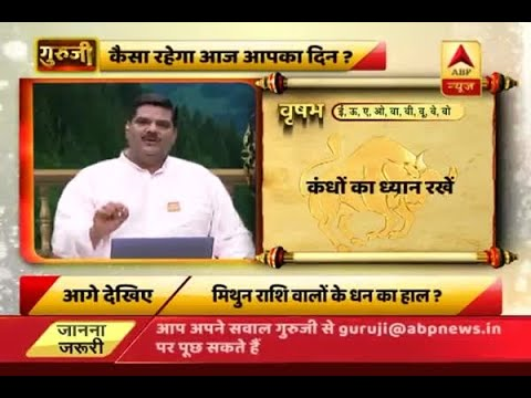 Daily Horoscope with Pawan Sinha: Know what does your day have for you