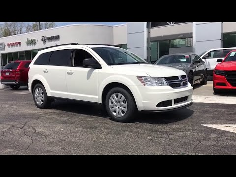 2019 Dodge Journey Elmhurst, Forest Park, Oak Lawn, Schaumburg, Melrose Park, IL 190880