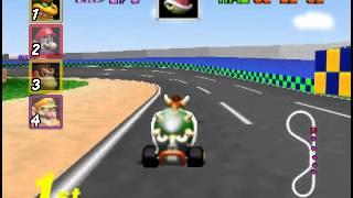 Mario Kart 64 - Let