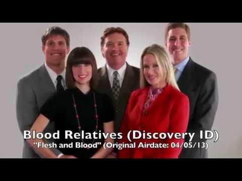 Mike Rylander's Reel  Blood Relatives Discovery ID